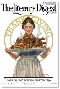 rockwell-literary-digest-thanksgiving-1919