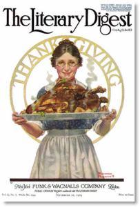 rockwell-literary-digest-thanksgiving-1919